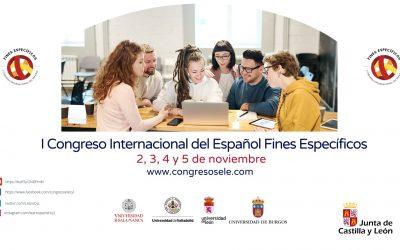 Congreso Internacional de Español para fines Específicos