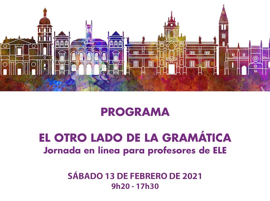 Jornada en línea para profesores de ELE